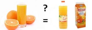 Jus de fruits ou jus de fruits : lesquels choisir ?