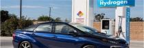 La Toyota Mirai à hydrogène, première voiture du futur ?